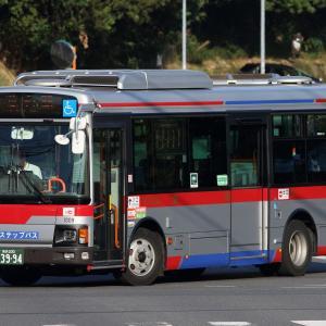 東急バス AO1309