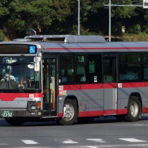 東急バス AO754