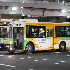 都営バス B-P498