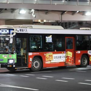 都営バス B-D318