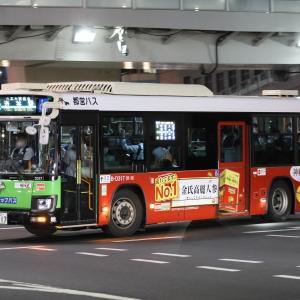 都営バス B-D317