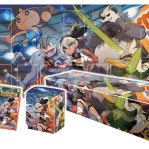【サプライ】「ポケモンカードゲーム ラバープレイマットセット サイトウ」 2020年10月23日発売 サプライ4種が入ったセット商品