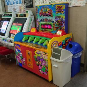 閉店したゲームセンターのレトロなゲームを社長が購入してきました!