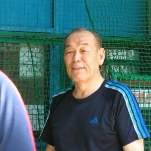 追悼 世界最速マシン最高齢バッター 米田勝さん