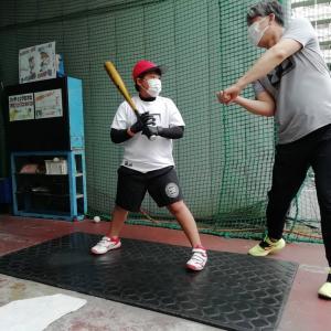 本日から新しい野球教室「BASEBALL9(ナイン)」が始まりました!