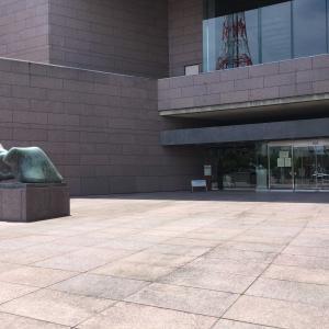 いわき市立美術館常設展に行ってきました。