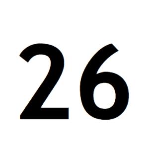2021年 週次実績 Week 26