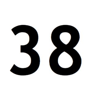 2021年 週次実績 Week 38