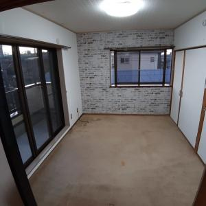 DIY 2階洋室