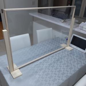DIY 飛沫防止シールド