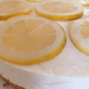 ビタミンC たっぷり、みかん&レモンムースケーキ