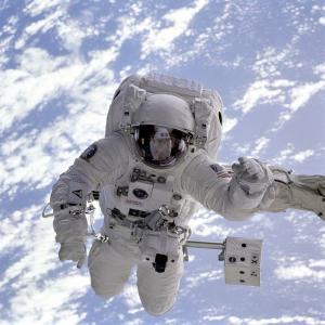 感動!フランスの宇宙飛行士 トーマ · ペスケ