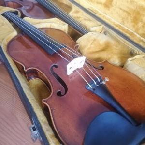 フランスでバイオリンを購入!