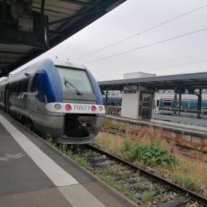 フランス製の「列車」と「本命のエコ列車」