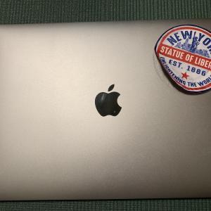 【最新版】Macbookに貼っているシールの剥がし方|中性洗剤でキレイに!