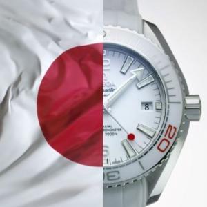 スイス高級時計OMEGAのオリンピックCMがカッコイイと話題に!日本らしさとスポーツが融合した動画