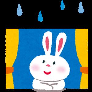 夏バテならぬ梅雨バテ