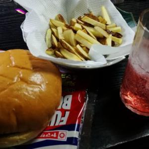 ニート料理 ハンバーガー