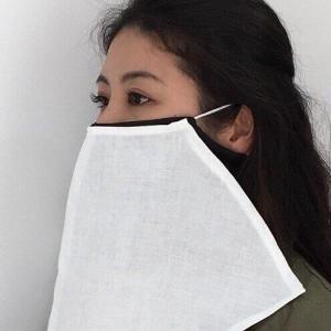 """声が通りやすい「合唱用マスク」""""唄いマスク"""""""
