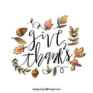 Give Thanks 感謝の習慣 ①