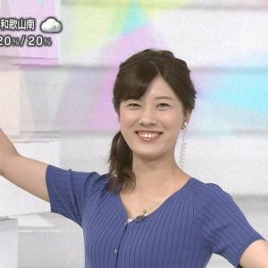 石橋亜紗アナ ダンスが得意な亜紗アナ!【画像】