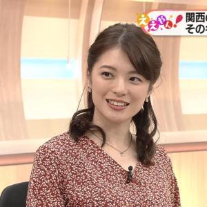 川﨑理加アナ 全国区が期待されるNHKの時期美人エース候補!【画像】