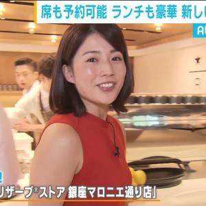 田中萌アナ ノースリーブの脇マンはいかが?【画像】