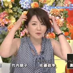 大橋未歩アナ ノースリーブ脇特集!【画像】