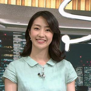 副島萌生アナ かがやく笑顔が素敵なNHK女子アナ【キャプ画像】