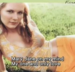 「メリー・ジェーン」