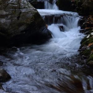 三段の滝 - 照葉峡 ④ -