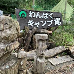 【旅行】雨の日キャンプ