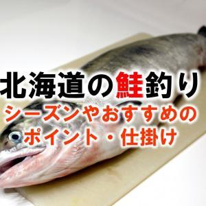 """アキアジ(鮭)の釣り方を公開!確実に""""大物""""を仕留める【その壱】"""