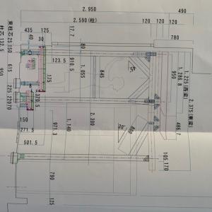 【DIY】ウッドデッキの図面を描いた製図用ソフト