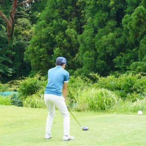 雨時々ゴルフ