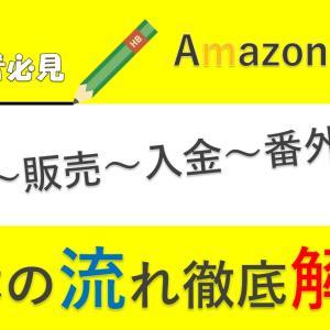 Amazonせどり全体の流れを解説【仕入~販売~入金まで全て分かります】