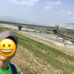 福岡へ44kmロングラン