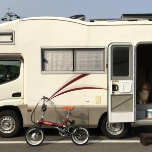 ベネリのEバイク、mini Fold16 classic。コルドリーブスでの山中、車中泊お供に最適!