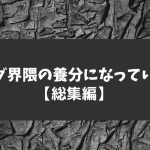 ブログ界隈の養分になっていた話【総集編】