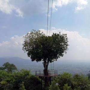 ハートの木から絶景が楽しめるおすすめカフェBansuan Chomview@タイ