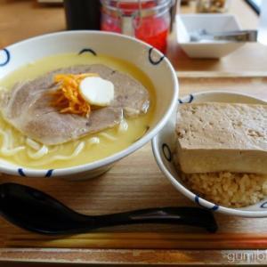 ミシュラン麺職人がつくった新感覚の沖縄そばが楽しめる真打田仲そば