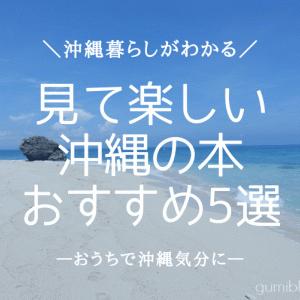 沖縄暮らしがわかる「沖縄の本」おすすめ5選!おうちで沖縄気分に