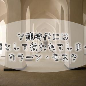 505【ウズベキスタン紀行】ブハラにたつ巨大なミナレットであるカラーン・ミナレットはここのためにあるのです『カラーン・モスク』