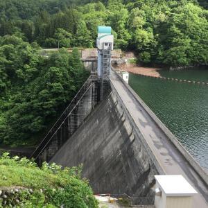 【ダム探訪記】荒沢ダム(山形県鶴岡市)