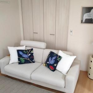 【IKEA】クッションを無印からチェンジ!大きくなって更に使いやすく!!