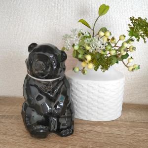 陶器のくまはなんと日本酒!?北海道のお土産に是非♡