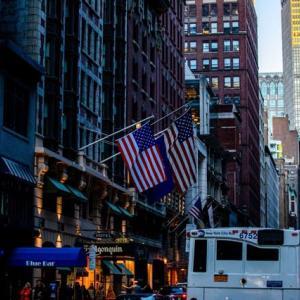 米国株大幅下落
