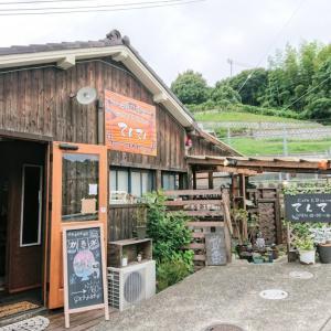 赤穂の「てんてん」多肉植物がかわいい昭和レトロなカフェ