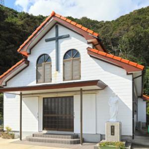 小瀬良教会~(・∀・)つ