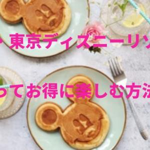 夢の国・東京ディズニーリゾート!特典使ってお得に楽しみ方法とは?